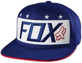 Fox Men's Red White and True Snapback Hat 8146839