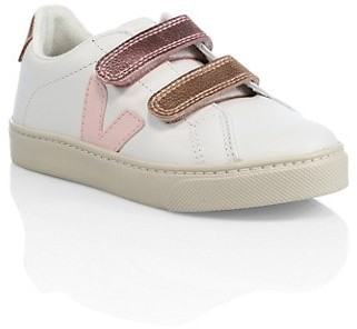 Veja Baby's, Little Girl's & Girl's Esplar Leather Sneakers