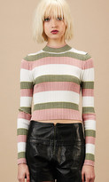 Again Collection - Winona Crop Sweater Style 4