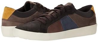 Geox Warley 12 (Coffee/Dark Coffee) Men's Shoes