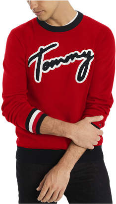Tommy Hilfiger Men Lawson Logo Sweater