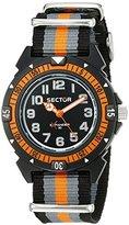 Sector Men's R3251197024 EXPANDER Analog Display Quartz Multi-Color Watch