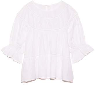 Merlette New York Sol Top in White