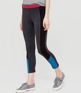 Lou & Grey Form Colorblock Streeeetch Leggings