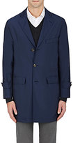 Isaia Men's Three-Button Coat