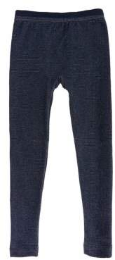 Capelli New York Girl's Twill Leggings