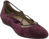 Earthies Women's Essen Ghillie Flat