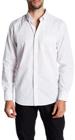 Ben Sherman Long Sleeve Polka Dot Shirt