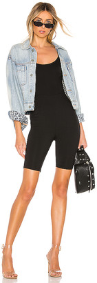 superdown Nadia Biker Short Romper