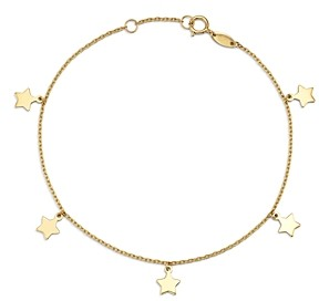 Moon & Meadow Star Charm Bracelet in 14K Yellow Gold - 100% Exclusive