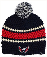 '47 Women's Washington Capitals Leslie Pom Knit Hat