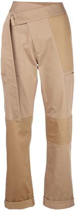 Monse Straight Leg Cargo Trousers