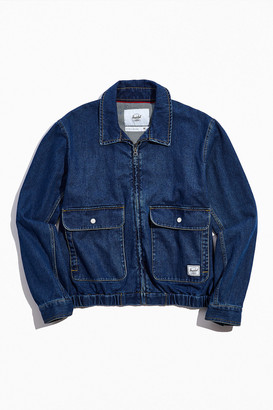 Herschel Denim Bomber Jacket