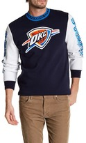 Mitchell & Ness NBA Thunder Excessive Celebration Pullover