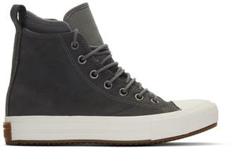 Converse Grey Chuck Taylor All Star Waterproof Boot Sneaker