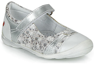 GBB PRINCESSE girls's Shoes (Pumps / Ballerinas) in Silver