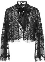 Needle & Thread Primrose Lace Evening Jacket