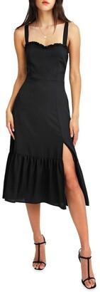 Belle & Bloom Summer Storm Midi Dress