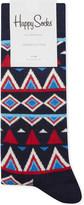 Happy Socks Temple cotton-blend socks