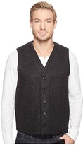 Filson Mackinaw Wool Vest (Charcoal) Men's Vest