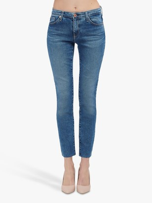 AG Jeans The Prima Skinny Cigarette Ankle Jeans