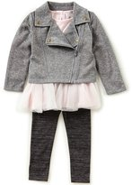 Starting Out Baby Girl 12-24M 3-Piece Jacket Set