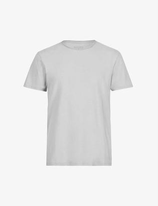 AllSaints Bodega stretch-cotton jersey T-shirt