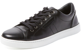 Dolce & Gabbana Leather Low Top Sneaker
