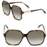 Victoria Beckham Oversize Square Sunglasses