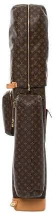 Louis Vuitton Monogram Golf Bag