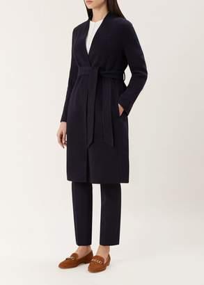 Hobbs Elisa Wool Blend Coat