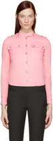 Versus Pink Pockets Shirt
