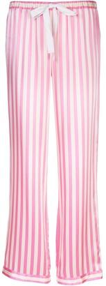 Morgan Lane Chantal stripe pyjama trousers