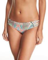 Gypsy 05 Sunset Fit Laced Swim Bikini Bottom
