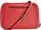 Tignanello As Is Pebble Leather RFID Crossbody and Belt Bag
