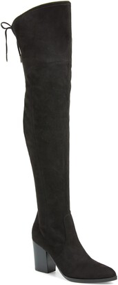Marc Fisher Arletta Knee High Boot
