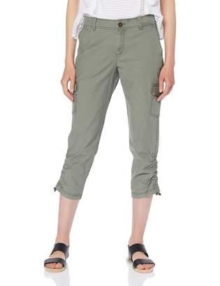 Eddie Bauer Women's Adventurer Ripstop 3/4-cargohose Trouser