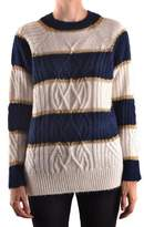 Pinko Women's Multicolor Acrylic Sweater.