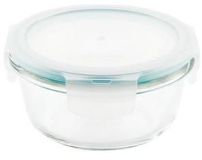 Lock n Lock Purely Better Glass 13-Oz. Round Food Storage Container