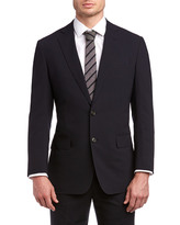 Brooks Brothers Regent Slim Fit Suit With Flat Front Pant
