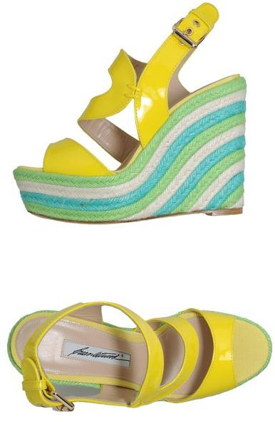 Brian Atwood Wedge