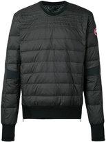 Canada Goose puffer sweatshirt - men - Polyester/Goose Down - M