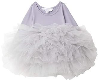 I Love Plum iloveplum B.F.F Tutu Dress (Infant/Toddler/Little Kids) (Betty Purple) Girl's Skirt