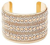 Charlotte Russe Plus Size Embellished Chain Cuff Bracelet
