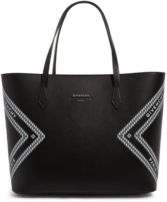 Givenchy Leather Wing Tote Bag