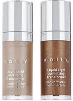 Mally Beauty Mally Liquid Light Luminizing Transforming Duo