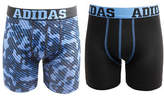 Adidas Two-Pack Sport Performance Climalite Boxer Briefs