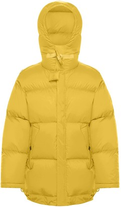 J.W.Anderson x Moncler hooded padded jacket