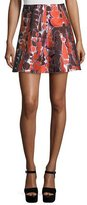 Opening Ceremony Topiary Jacquard Dakota Mini Skirt