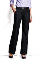 Classic Women's Petite Pre-hemmed Fit 2 Indigo Chino Trousers-Pink Plaid